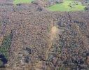 19 nov 2014 : vue aérienne de la zone Sud