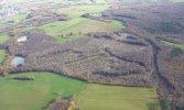 19 nov 2014 : vue aérienne de la zone Nord-Ouest