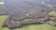 19 nov 2014 : vue aérienne de la zone Nord-Est